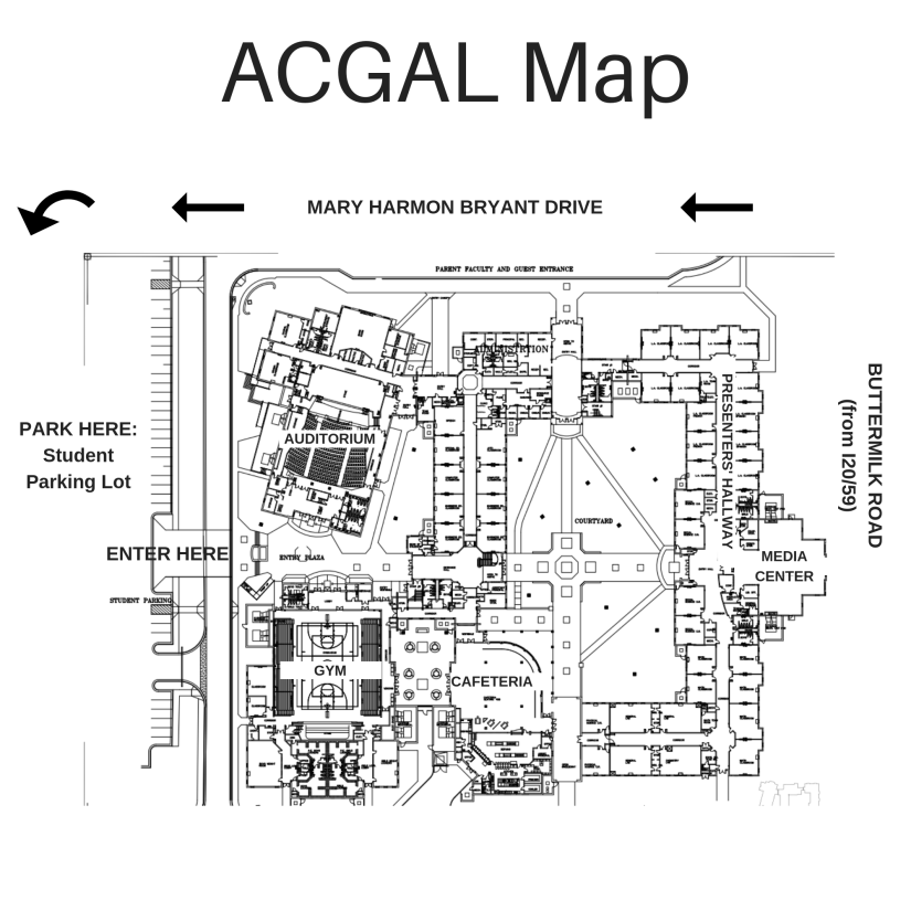ACGAL Map