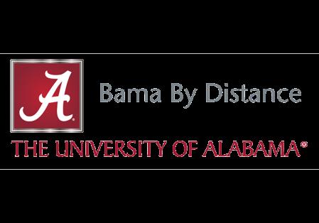 BamaByDistance Logo