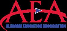 Red AEA logo