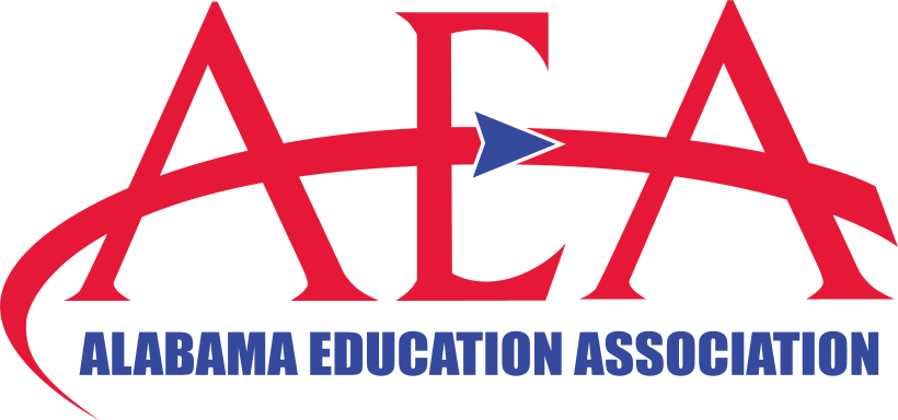 Red AEA logo